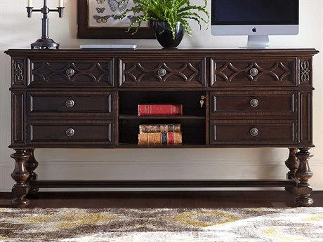 Stanley Furniture Casa D'Onore Stella 71'' x 22'' Two Drawer File Media Console