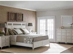 Stanley Furniture Cypress Grove Panel Bed Bedroom Set