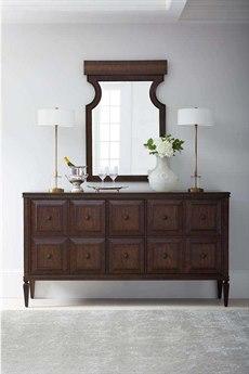 Stanley Furniture Villa Couture Buffet & Mirror Set