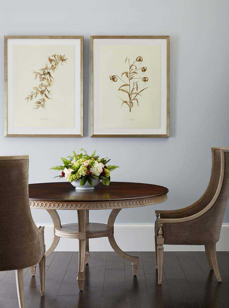 stanley furniture villa couture dining room set sl5102130set1