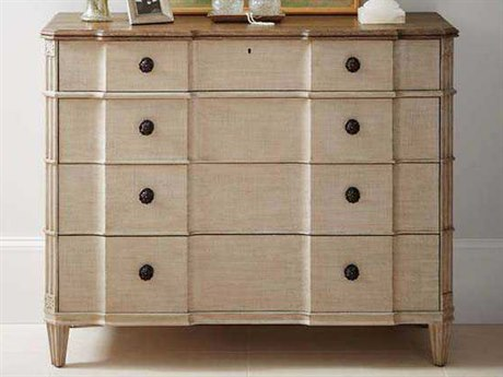 Stanley Furniture Villa Couture Glaze Claudia Single Dresser