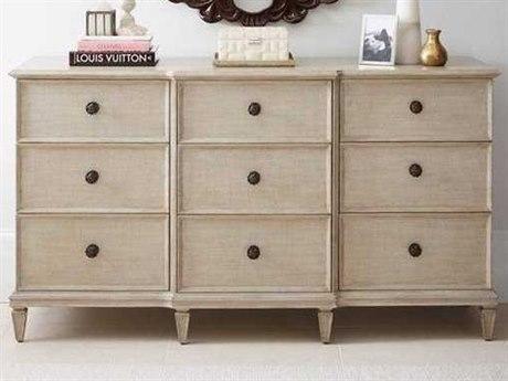 Stanley Furniture Villa Couture Glaze Lucio Triple Dresser
