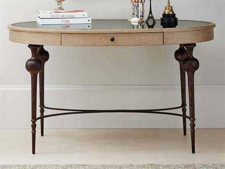 Stanley Furniture Villa Couture Glaze 53.25''L x 31.25''W Adriana Writing Desk