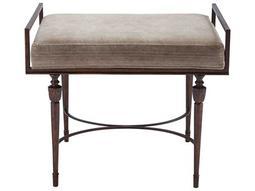 Villa Couture Antique Bronze Catarina Bed End Bench