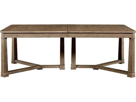 Stanley Furniture Wethersfield Estate Brimfield Oak 87''L x 47''W Rectangular Dining Table