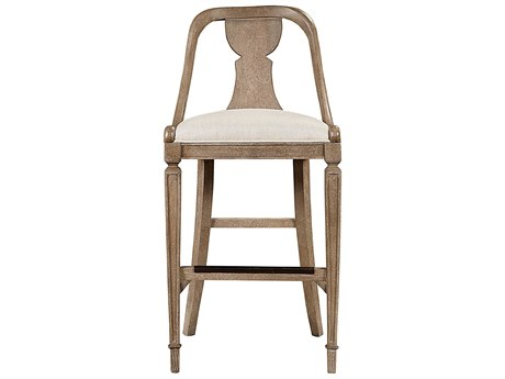 Stanley Furniture Wethersfield Estate Brimfield Oak Barstool