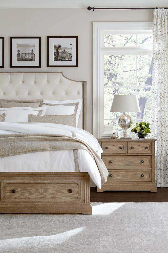 Stanley furniture wethersfield estate brimfield oak queen - Furnitureland south bedroom furniture ...