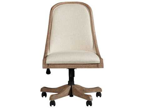 Stanley Furniture Wethersfield Estate Brimfield Oak Desk Chair