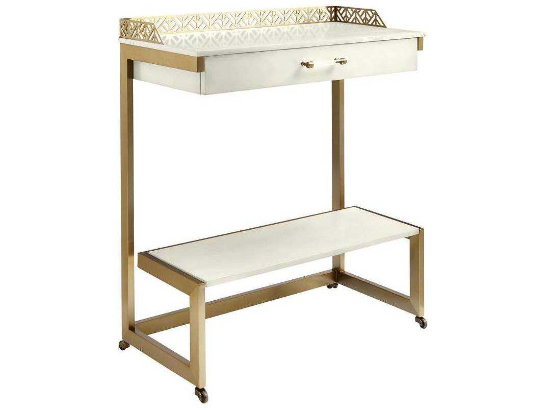 Stanley Furniture Coastal Living Oasis Saltbox White
