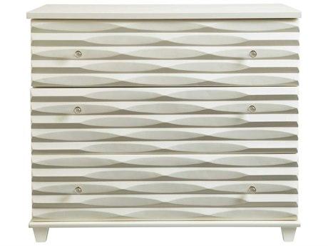 Stanley Furniture Coastal Living Oasis Saltbox White Tides Single Dresser