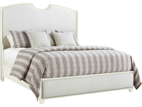 Stanley Furniture Coastal Living Oasis Saltbox White California King Solstice Canyon Shelter Bed