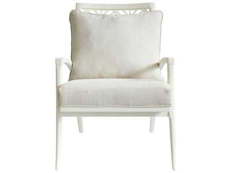 Stanley Furniture Coastal Living Oasis Saltbox White & Ash Catalina Accent Chair