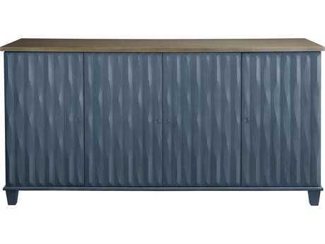 Stanley Furniture Coastal Living Oasis Cotswold Blue 72''L x 20''W Rectangular Tides Buffet