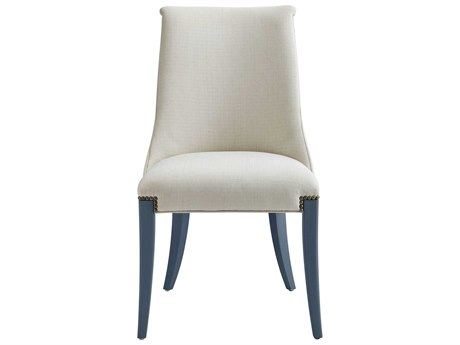 Stanley Furniture Coastal Living Oasis Cotswold Blue Wilshire Host Chair