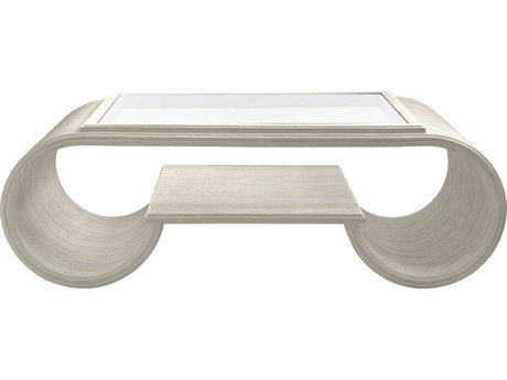 Stanley Furniture Coastal Living Oasis Oyster 52.875''L x 26''W Rectangular Legacy Park Cocktail Table