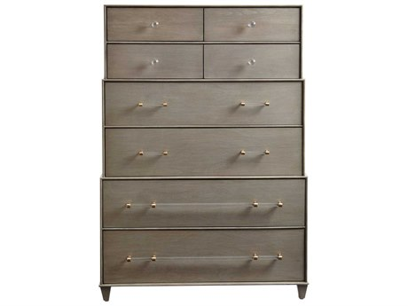 Stanley Furniture Coastal Living Oasis Grey Birch Mulholland Drawer Chest