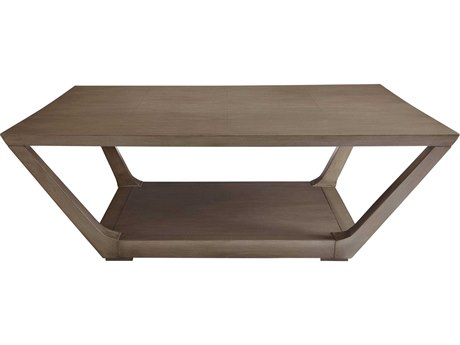 Stanley Furniture Coastal Living Oasis Grey Birch 52'' Square Poseidon Cocktail Table