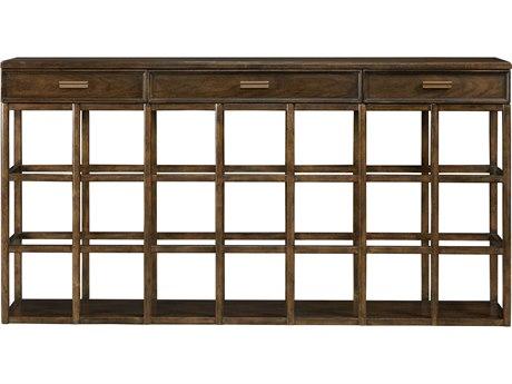 Stanley Furniture Santa Clara Burnished Walnut 67.25''L x 12''W Rectangular Console Table