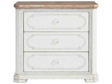 Stanley Furniture Juniper Dell 17th Century White 36''W x 21.3''D Bachelor's Chest