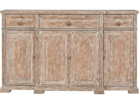 Stanley Furniture Juniper Dell English Clay 77''W x 21''D Buffet