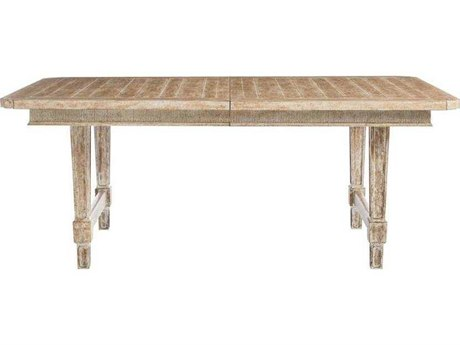 Stanley Furniture Juniper Dell English Clay 76''L x 46''W Rectangular Dining Table
