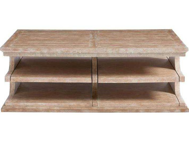 Stanley Furniture Juniper Dell English Clay 50u0027u0027L X 28u0027u0027W Rectangular