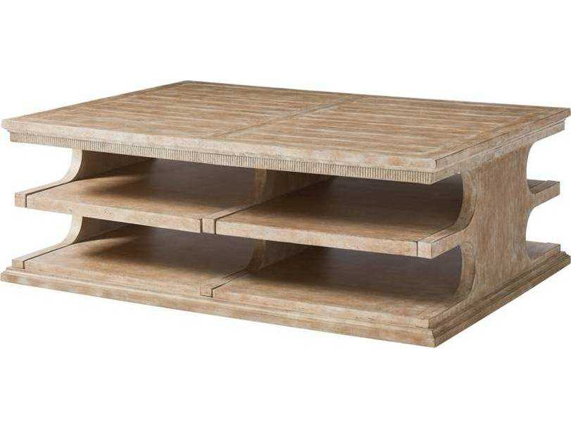 Stanley Furniture Juniper Dell English Clay 50 39 39 L X 28 39 39 W Rectangular Cocktail Table Sl6156502