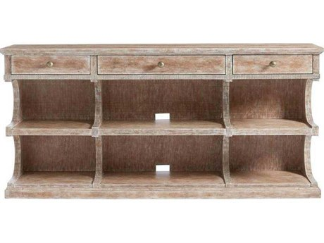 Stanley Furniture Juniper Dell English Clay 72''W x 17''D Media Console