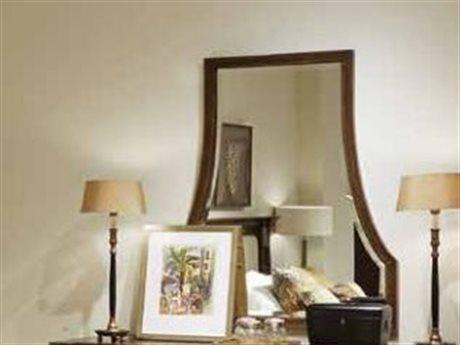 Stanley Furniture Havana Crossing Colonial Mahogany 42''W x 50''H Ventana Dresser Mirror
