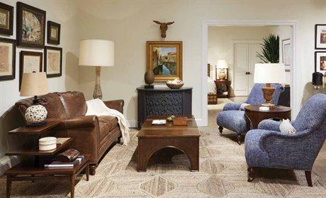 Stanley Furniture Havana Crossing Living Room Table Set
