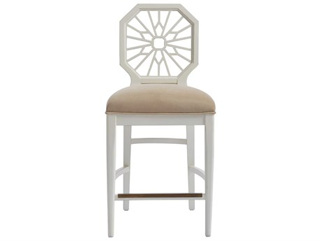 Stanley Furniture Havana Crossing Finca White Lasa Counter Stool