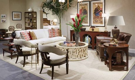 Stanley Furniture Havana Crossing Living Room Set