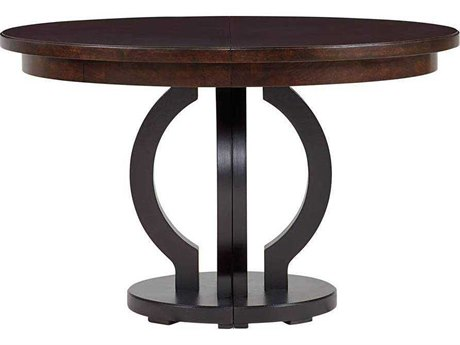Stanley Furniture Virage Truffle 48'' Round Dining Table