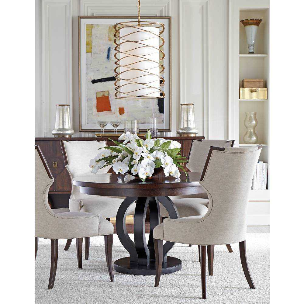 Stanley furniture virage dining room set sl6961130set for Stanley furniture dining room sets