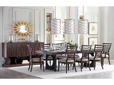 Stanley Furniture Virage Dining Room Set