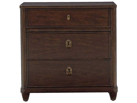 Stanley Furniture Virage Truffle 28''W x 18''D Rectangular Nightstand