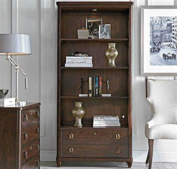 Stanley Furniture Virage Truffle 36''W x 18''D Bookcase
