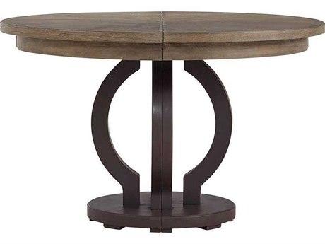Stanley Furniture Virage Basalt 48'' Round Dining Table