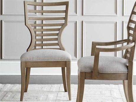 Stanley Furniture Virage Basalt Wood Dining Side Chair