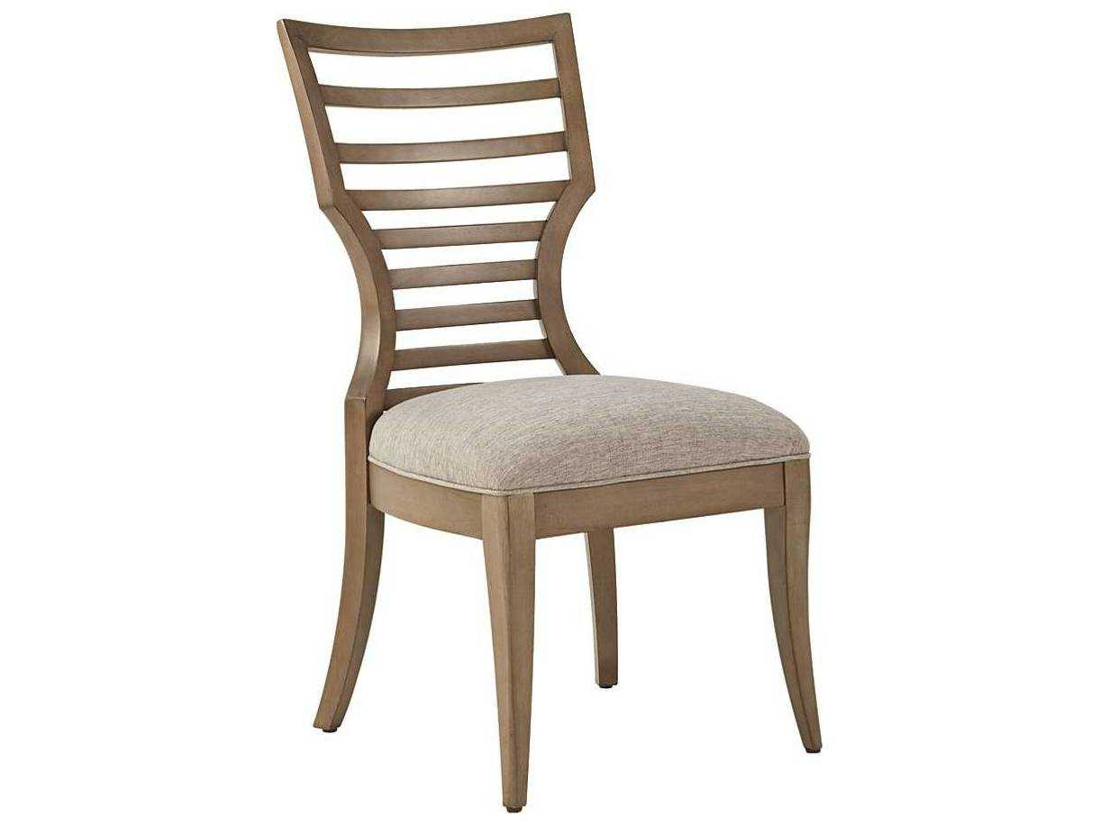 stanley dining room furniture | Stanley Furniture Virage Basalt Wood Dining Side Chair ...