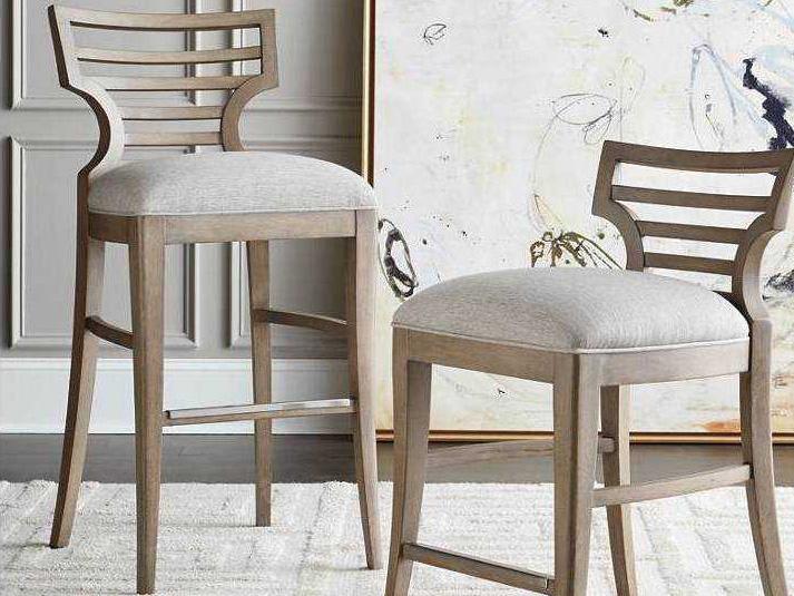 Stanley Furniture Virage Basalt Barstool Sl6966173