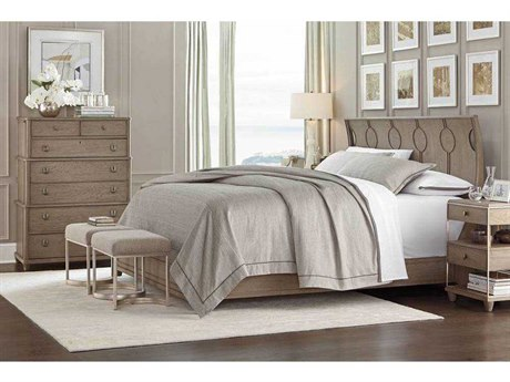 Cool Stanley Furniture Virage Panel Bed Bedroom Set Minimalist - Model Of stanley bedroom furniture Style
