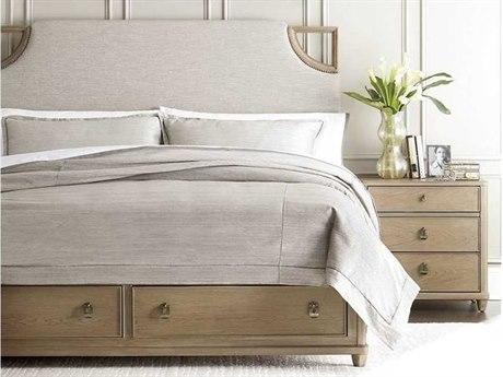 Stanley Furniture Virage Upholstered Storage Bed Bedroom Set