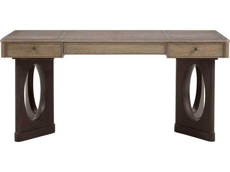 Stanley Furniture Virage Basalt 64''L x 32.5''W Rectangular Writing Desk