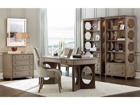 Stanley Furniture Virage Secretary Desk Home Office Set