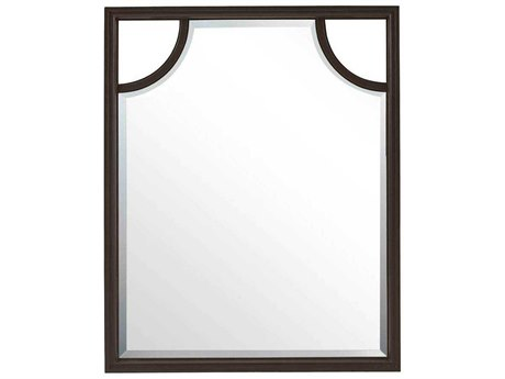 Stanley Furniture Virage Flint 38''W x 47''H Rectangular Portrait Wall Mirror