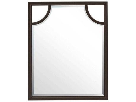 Stanley Furniture Virage Flint 38''W x 47''H Rectangular Portrait Wall Mirror