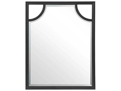 Stanley Furniture Virage Caviar 38''W x 47''H Rectangular Portrait Wall Mirror