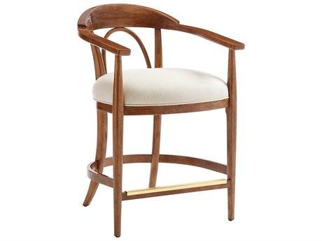 Stanley Furniture Panavista Goldenrod Studio Counter Stool