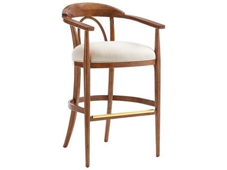 Stanley Furniture Panavista Goldenrod Studio Barstool